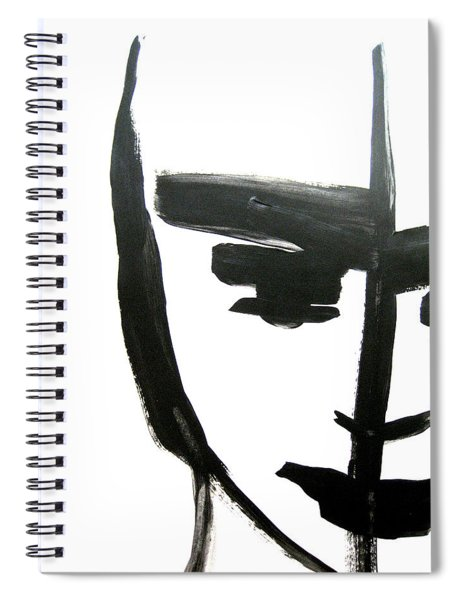 Faces Of Sky 12 Spiral Notebook