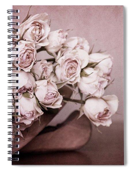 Fade Away Spiral Notebook