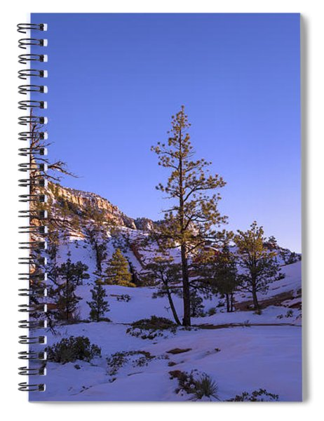 Fade Spiral Notebook