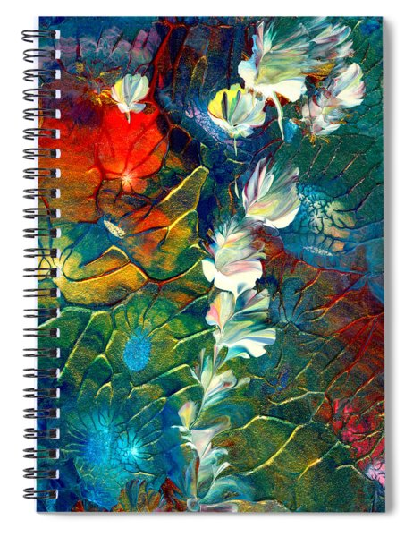 Fairy Dust Spiral Notebook