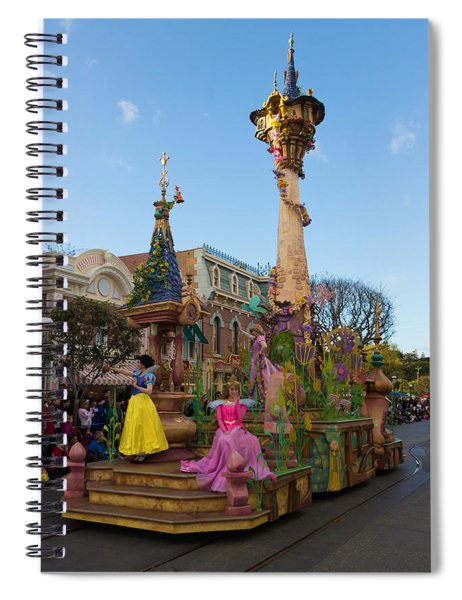 Fairy Tales Do Come True Spiral Notebook