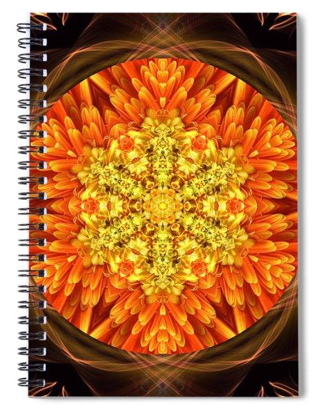 Fall Nature Spirit Spiral Notebook