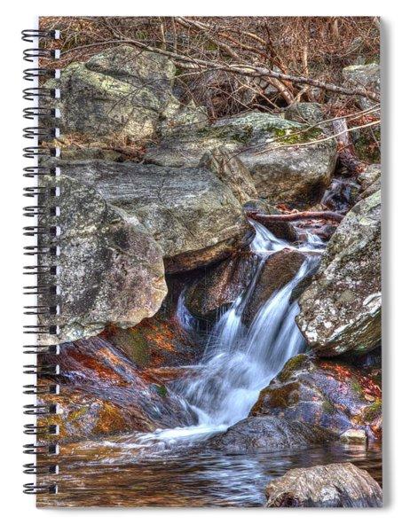 Fallingwater Cascades 22 Spiral Notebook