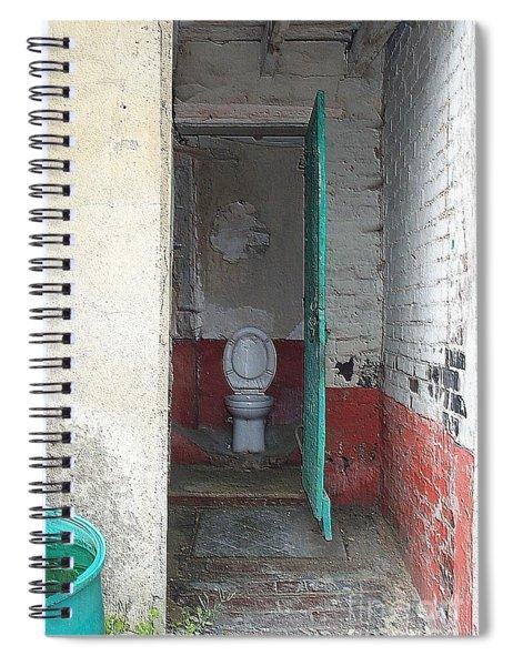 Farm Facilities Spiral Notebook