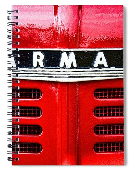 Farmall Spiral Notebook