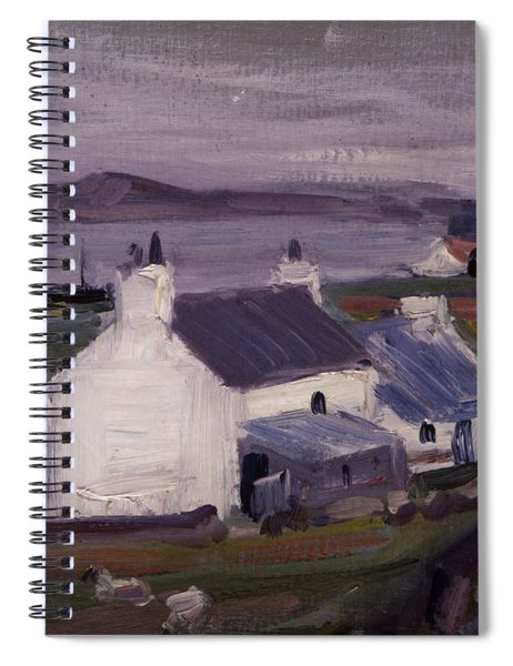 Farmsteading Spiral Notebook