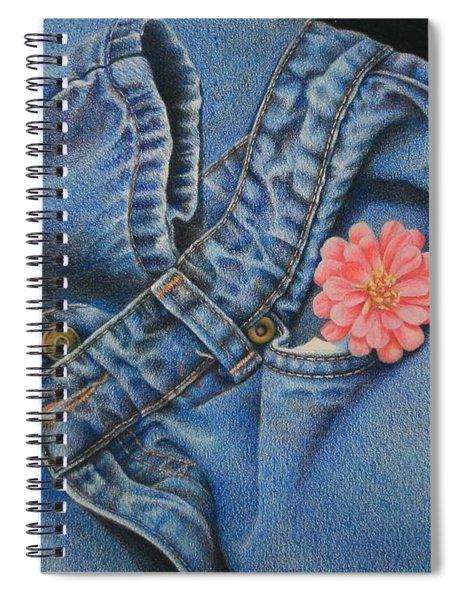 Favorite Jeans Spiral Notebook