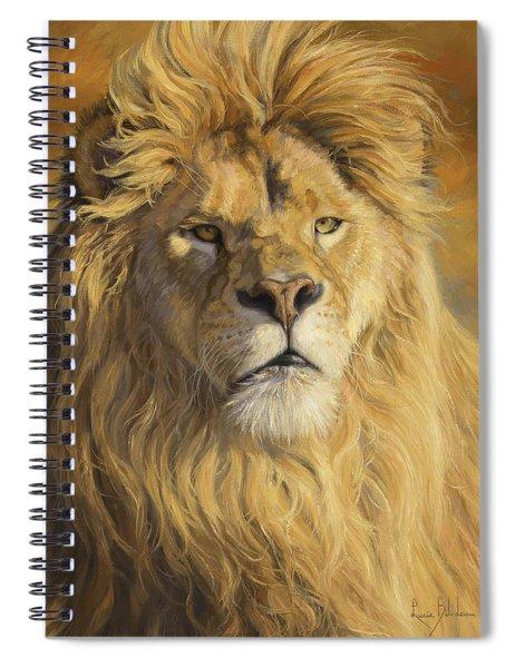 Fearless - Detail Spiral Notebook