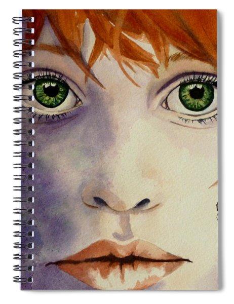 Feeling Lost Spiral Notebook