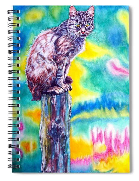 Felix Spiral Notebook