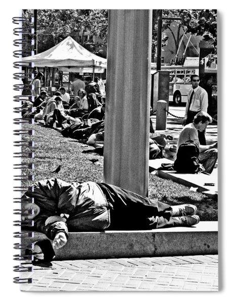 Few Care        Do You Spiral Notebook