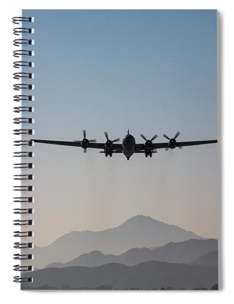 Fifi Rising Spiral Notebook