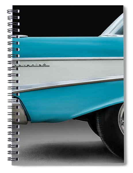 Fifty-seven Spiral Notebook