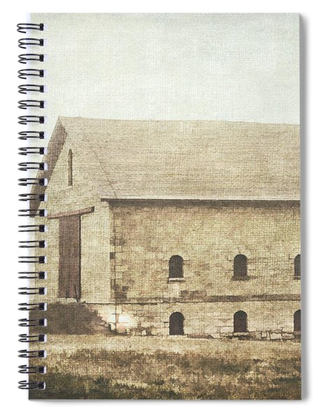 Filley Stone Barn Spiral Notebook