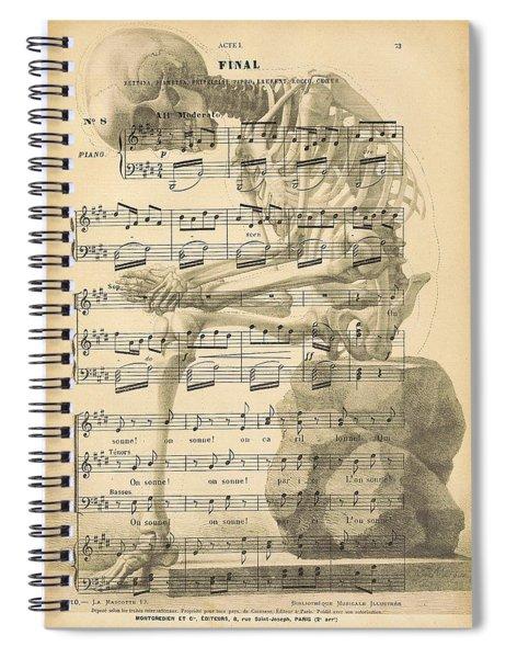 Final Act Spiral Notebook