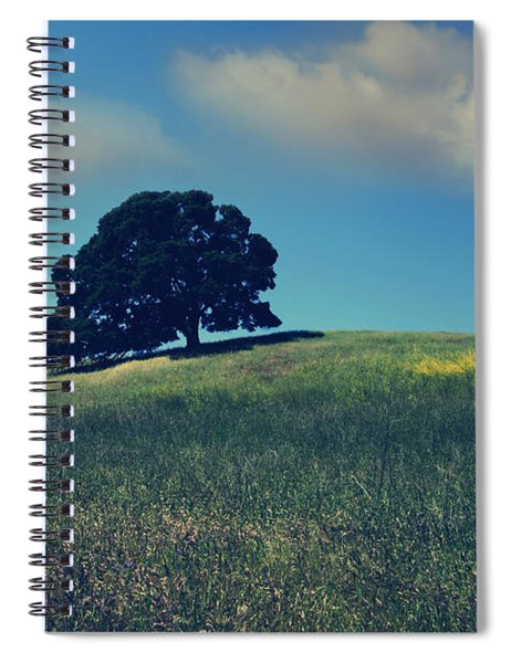 Find It In The Simple Things Spiral Notebook
