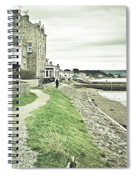 Findhorn Path Spiral Notebook