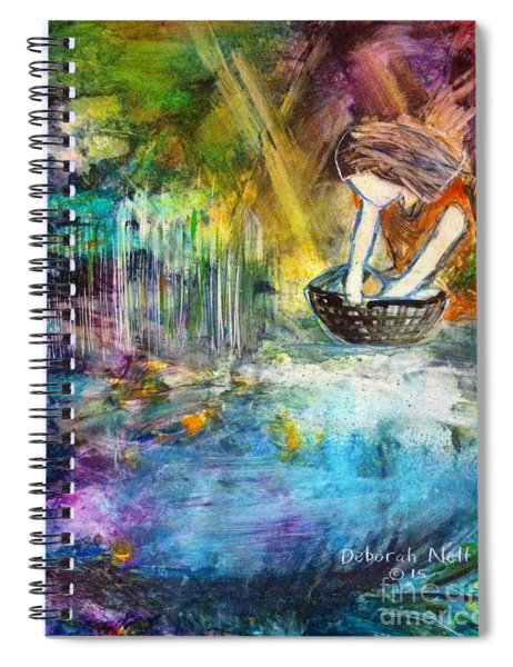 Finding Moses Spiral Notebook