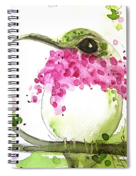 Fine Summer Day Spiral Notebook