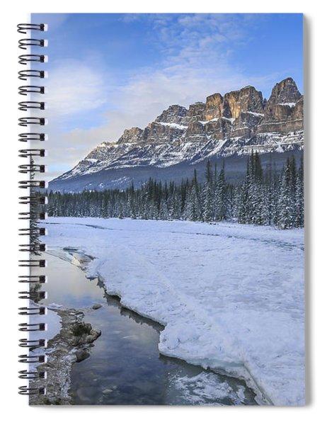 Finest Hour Spiral Notebook