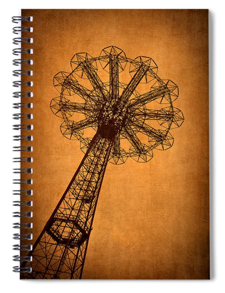 Firey Inspiration Spiral Notebook