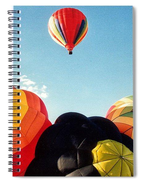 First Away Spiral Notebook