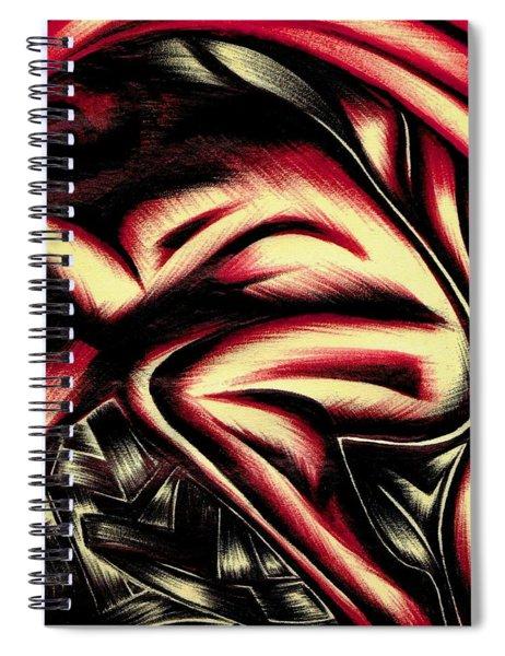 First Embrace Spiral Notebook