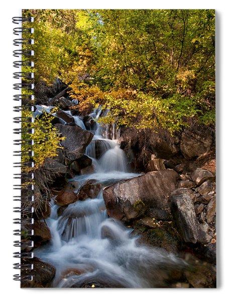 First Falls Spiral Notebook