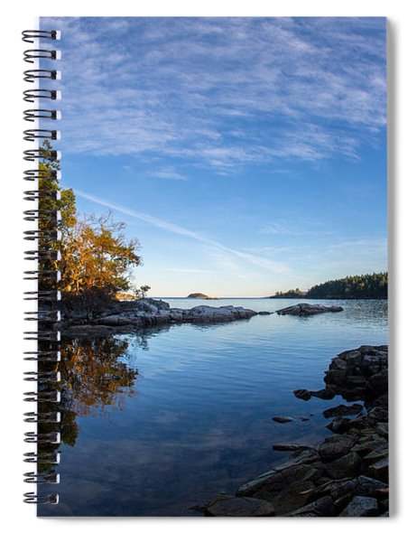 Fish Eye View Spiral Notebook