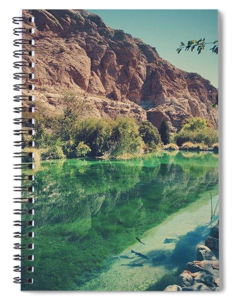 Fish Gotta Swim Spiral Notebook