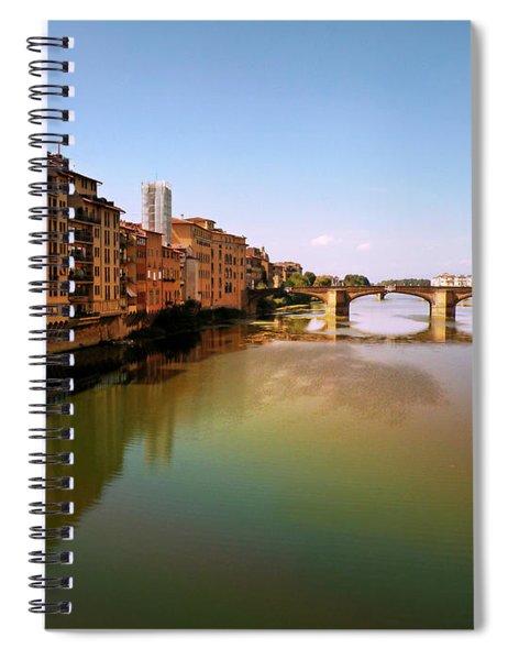Fiume Di Sogni Spiral Notebook