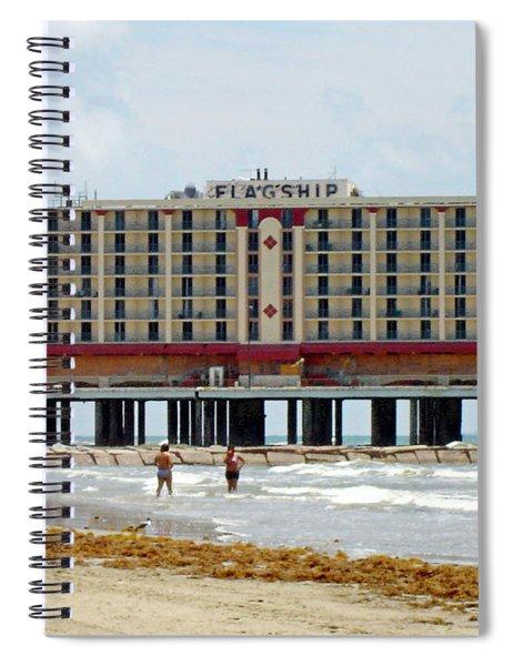 Flagship Spiral Notebook