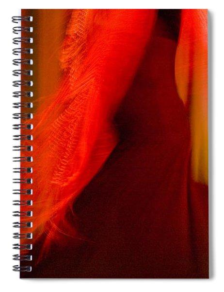 Flamenco Series 10 Spiral Notebook