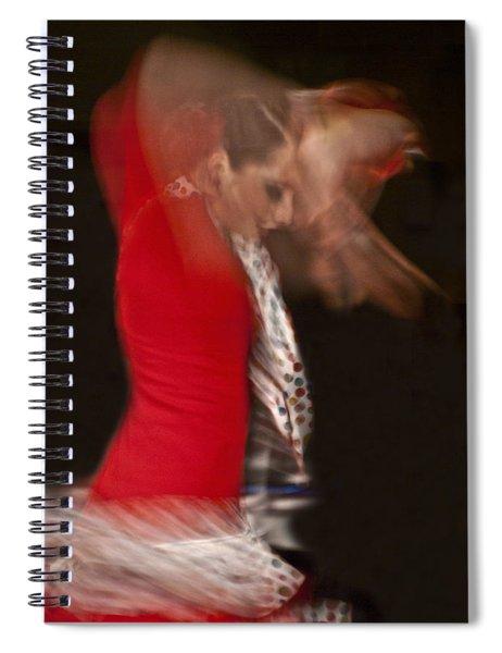 Flamenco Series 3 Spiral Notebook
