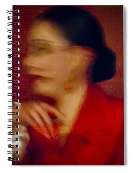 Flamenco Series 4 Spiral Notebook