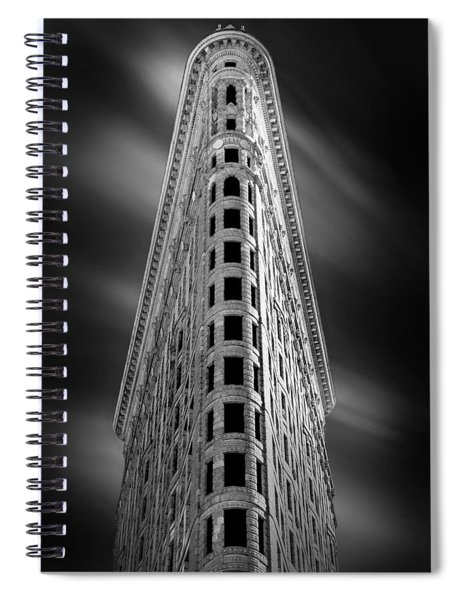 Flatiron Nights Spiral Notebook