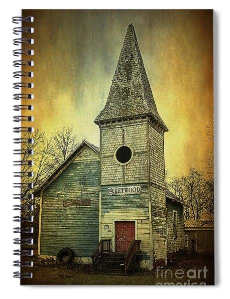 Fleetwood Church Spiral Notebook