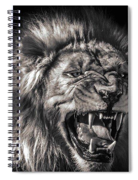 Flehmens Response Spiral Notebook