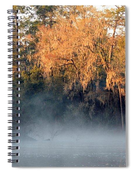 Flint River 14 Spiral Notebook