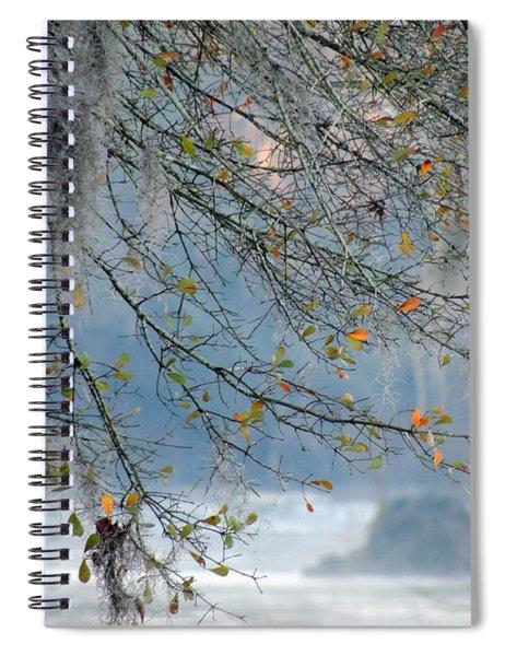Flint River 29 Spiral Notebook