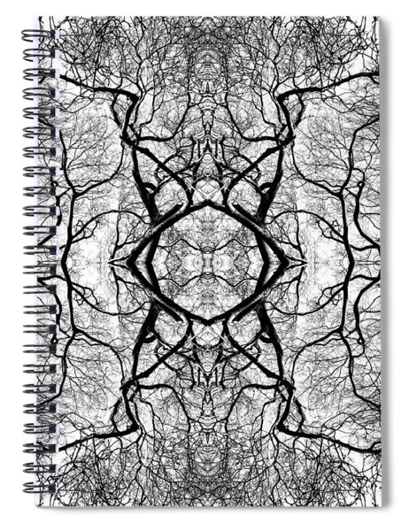 Tree No. 1 Spiral Notebook
