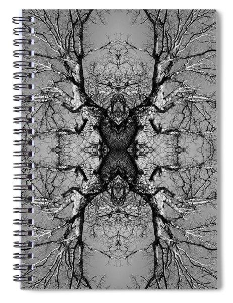 Tree No. 3 Spiral Notebook