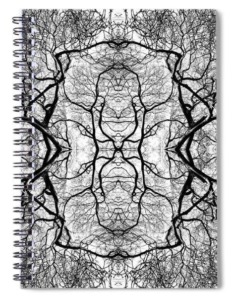 Tree No. 5 Spiral Notebook