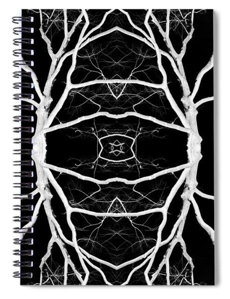 Tree No. 8 Spiral Notebook
