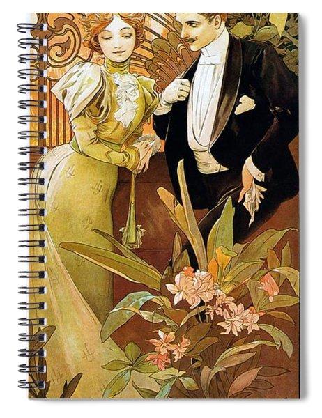Flirt Spiral Notebook