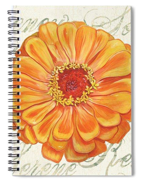 Floral Inspiration 2 Spiral Notebook