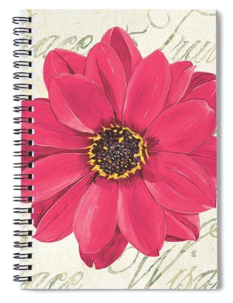 Floral Inspiration 3 Spiral Notebook