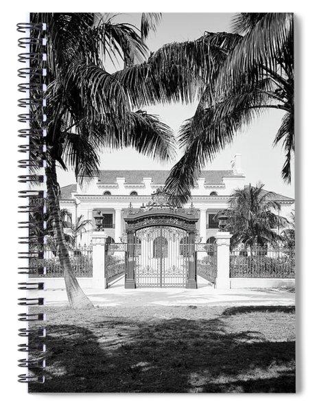 Florida Whitehall, C1902 Spiral Notebook
