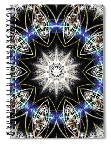 Flux Magnetism Spiral Notebook