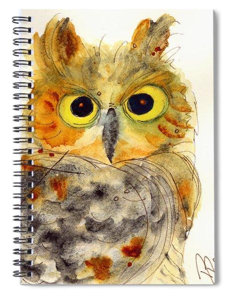 Flying Tiger Spiral Notebook